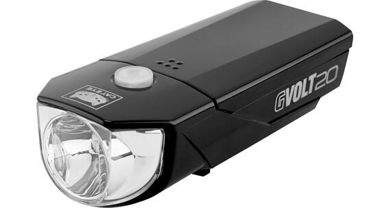 CatEye GVOLT20 HL-EL350G Cykellygter mit StVZO sort